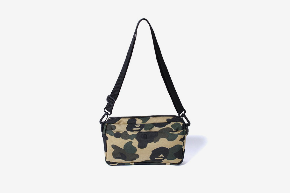 1st Camo Mini Shoulder Bag