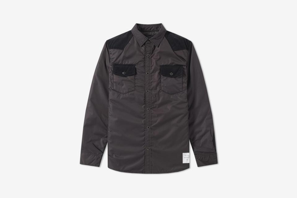 Western Padding Shirt