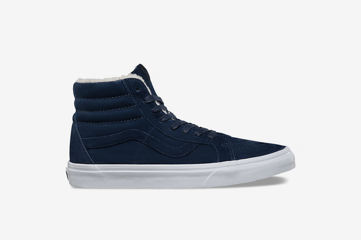 d2fe75420d Opening Ceremony Gives the Vans Sk8-Hi MTE a Cozy Shearling Lining ...