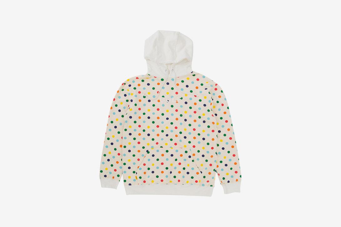 Dots hoodie