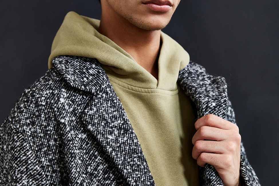Elias Top Coat