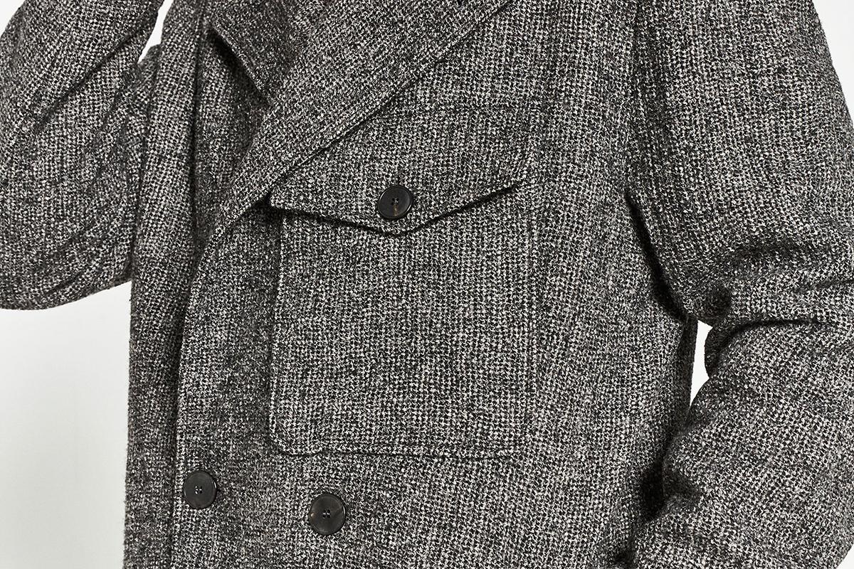 Coat With Pocket