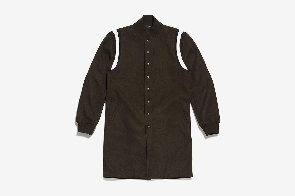 Extended Varsity Coat