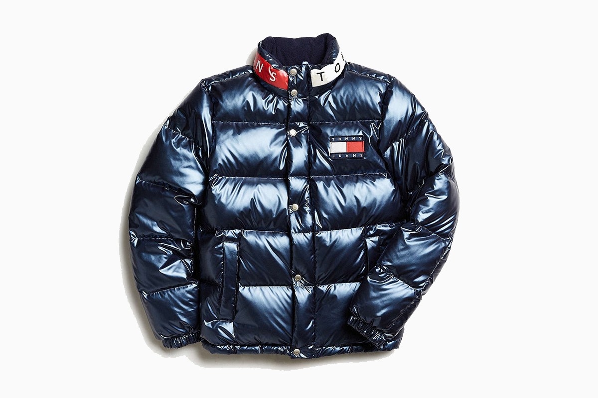 90's Down Puffer Jacket