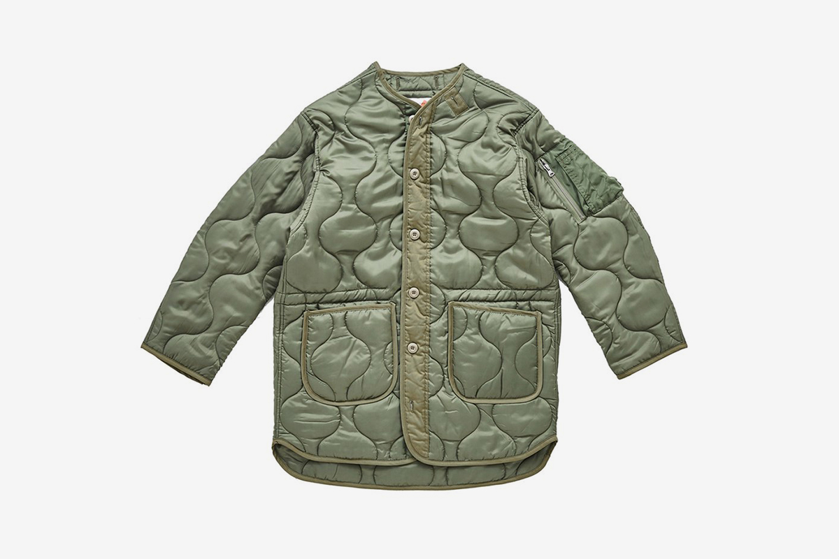 Military Liner Jacket