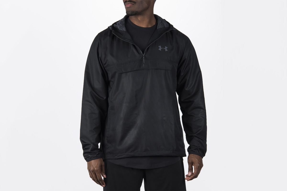 Sportstyle Anorak Pullover