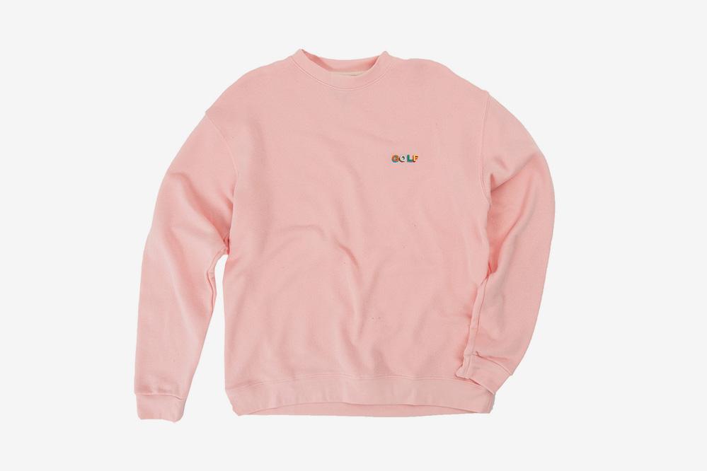 GOLF 3D Mini Logo Sweater