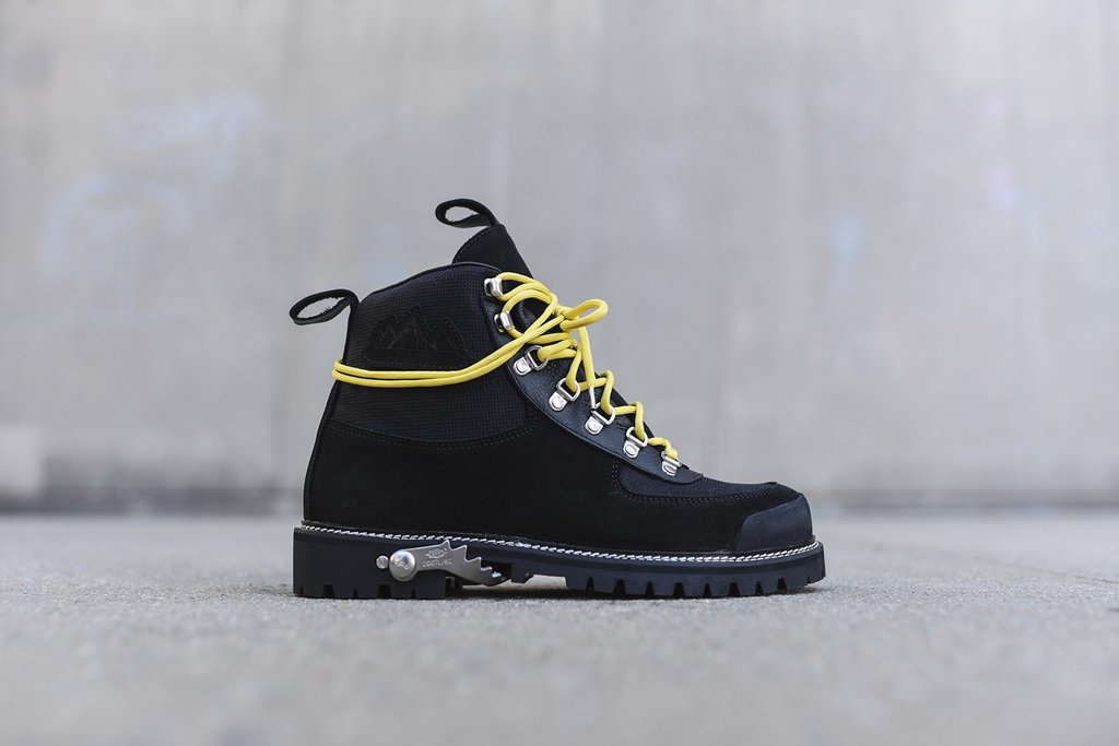 Cordura Hiking Boot