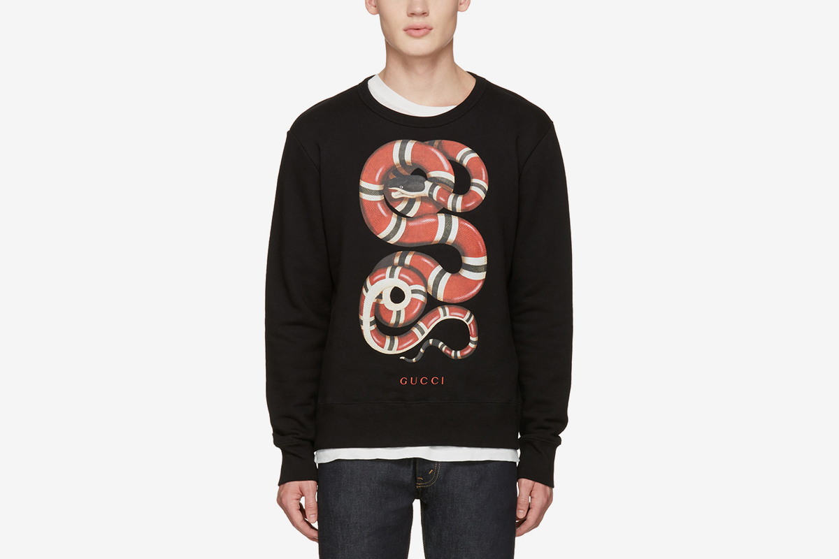 Snake Sweater