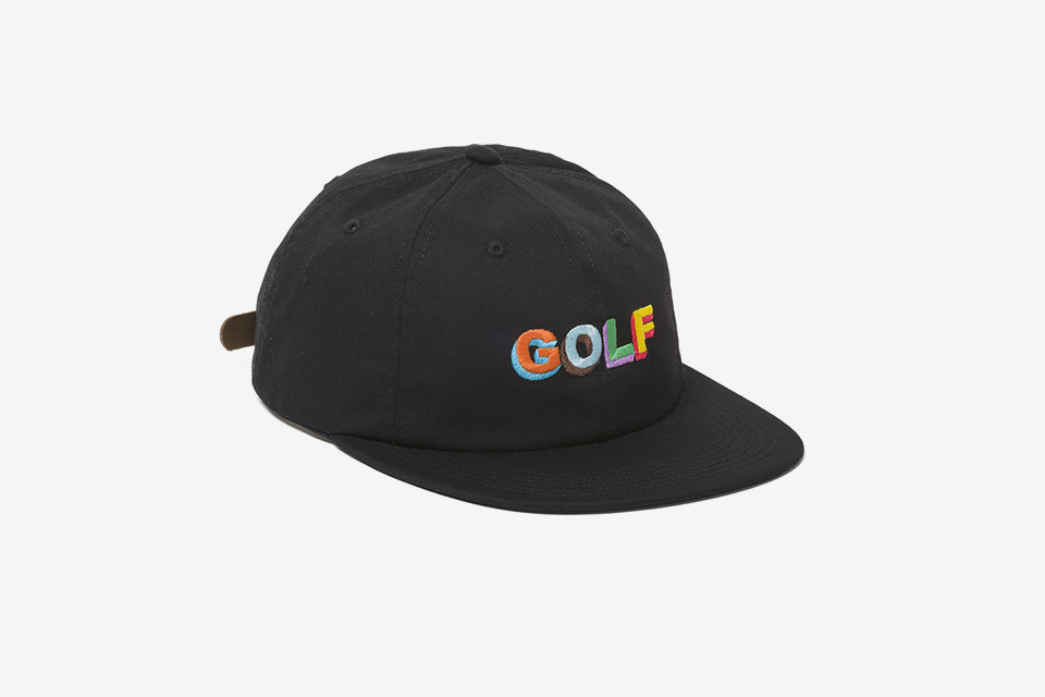 3D Golf Polo Strapback