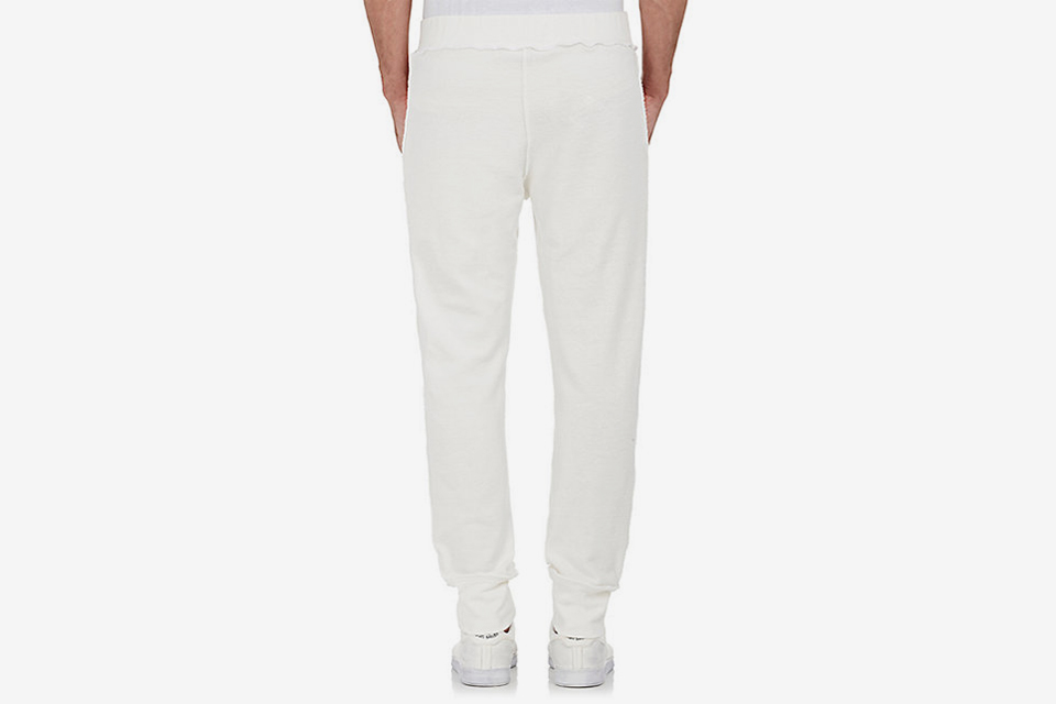 """Inside-Out"" Cotton Terry Jogger Pants"