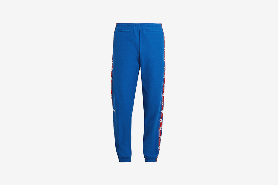 Cotton-Blend Track Pants