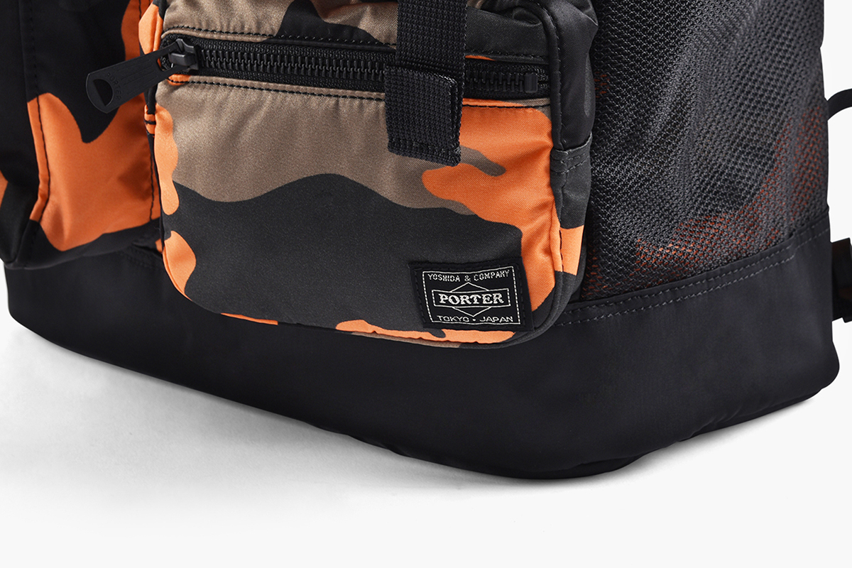 PS Camo Backpack