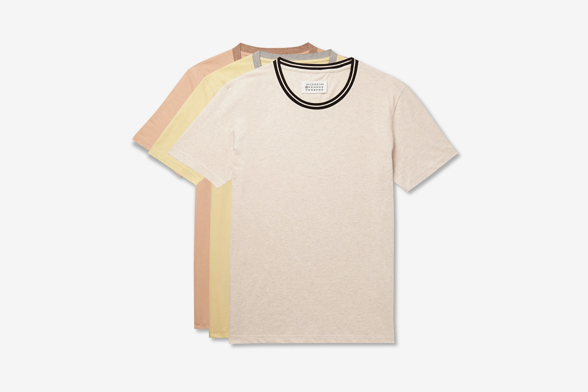Three-Pack T-Shirts
