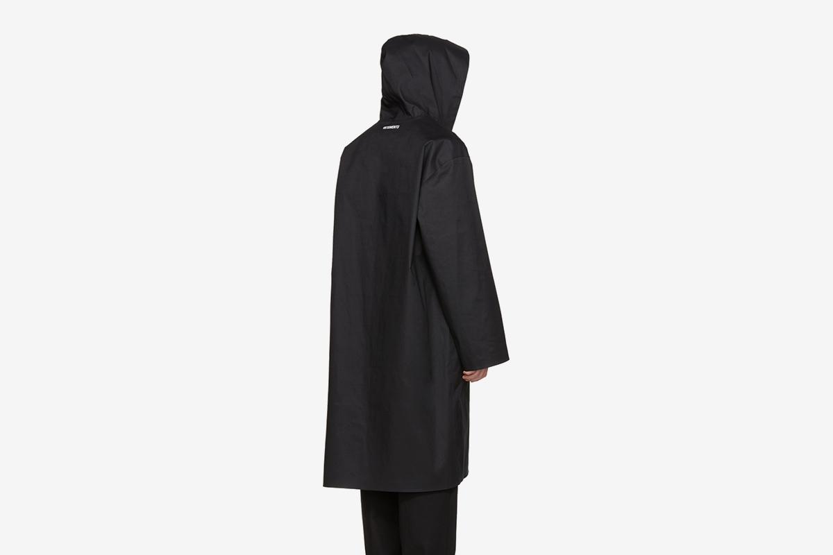 Oversized Rain Coat