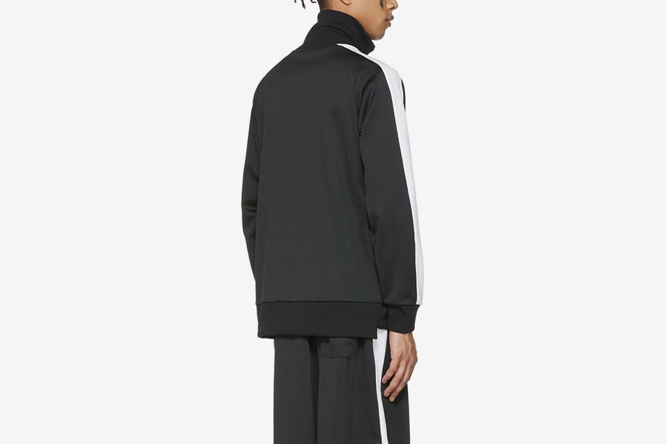 Massive Zip Track Jacket
