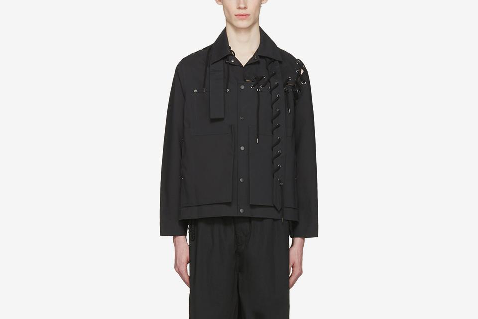 Laced Workwear Jacket