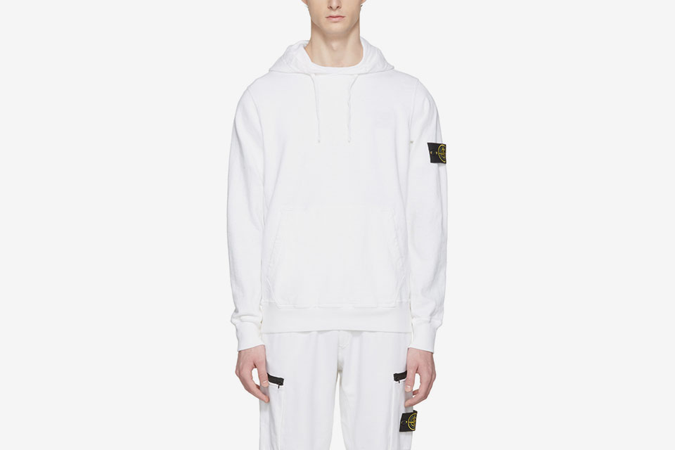 Arm Patch Hoodie