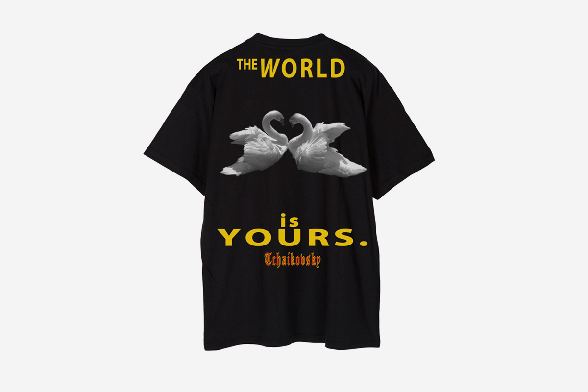 Tchaikovsky Tour T-Shirt