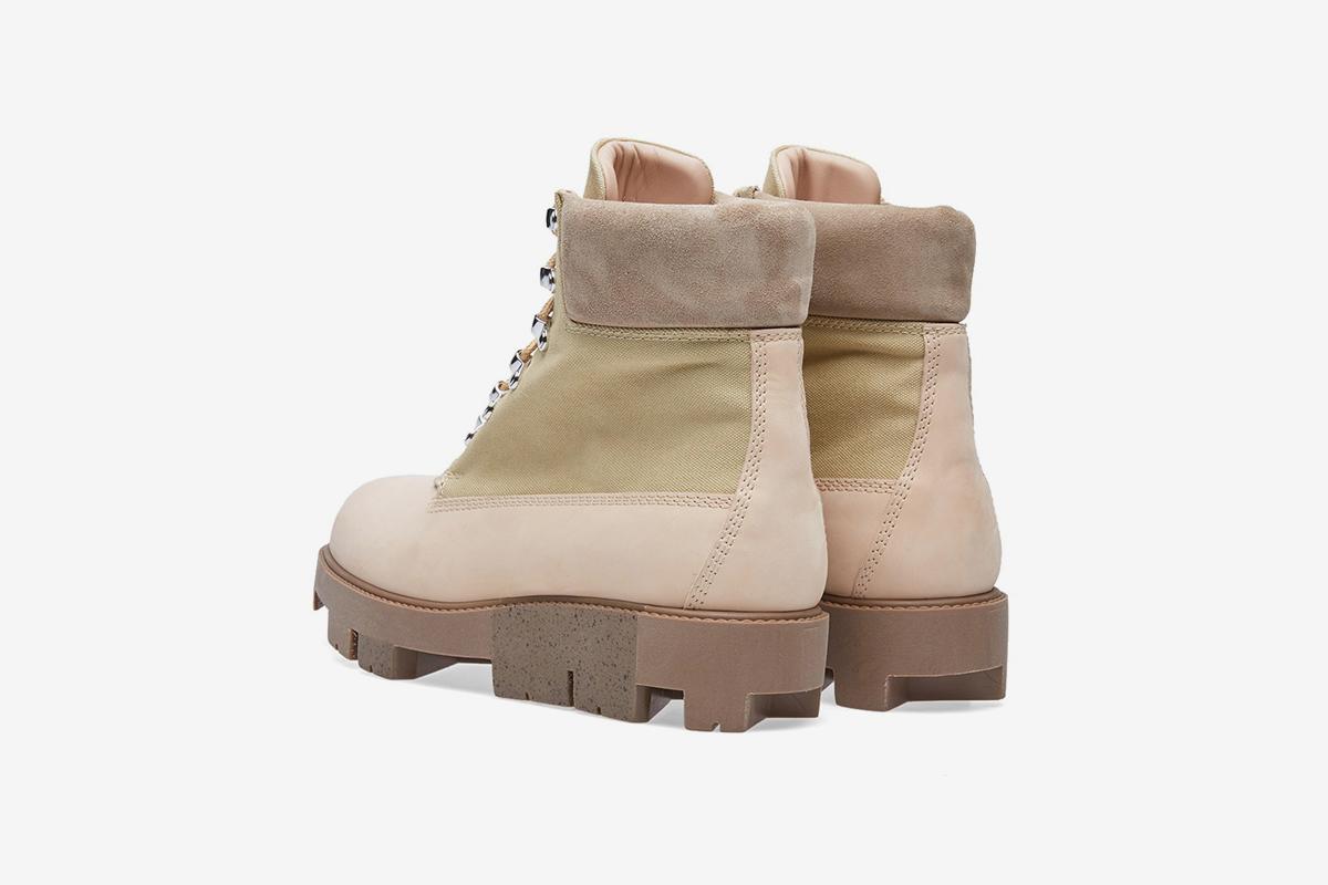 Ugo Military Boot