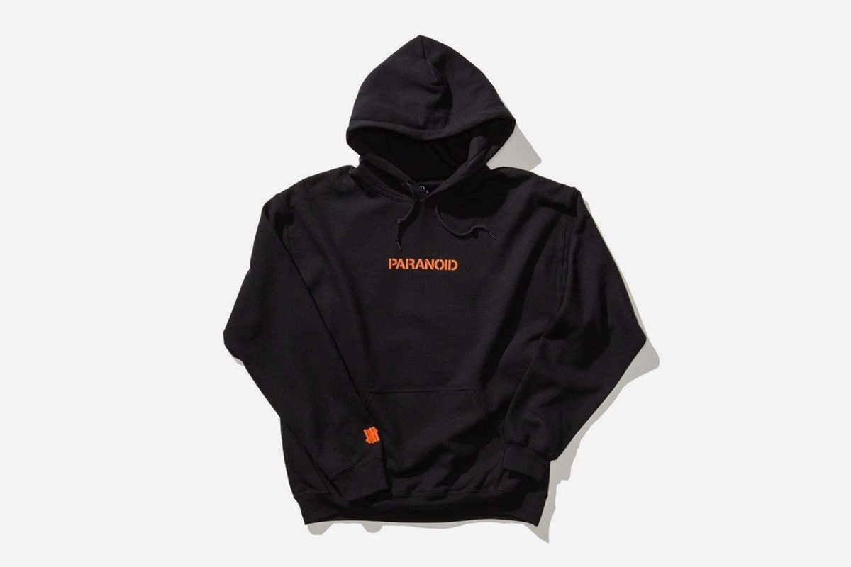 Paranoid Hoodie