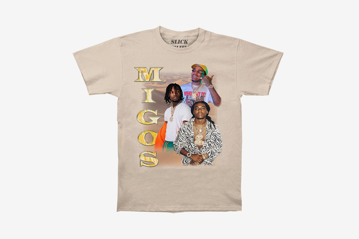 Slick militia migos culture t shirt what drops now for T shirt by migos