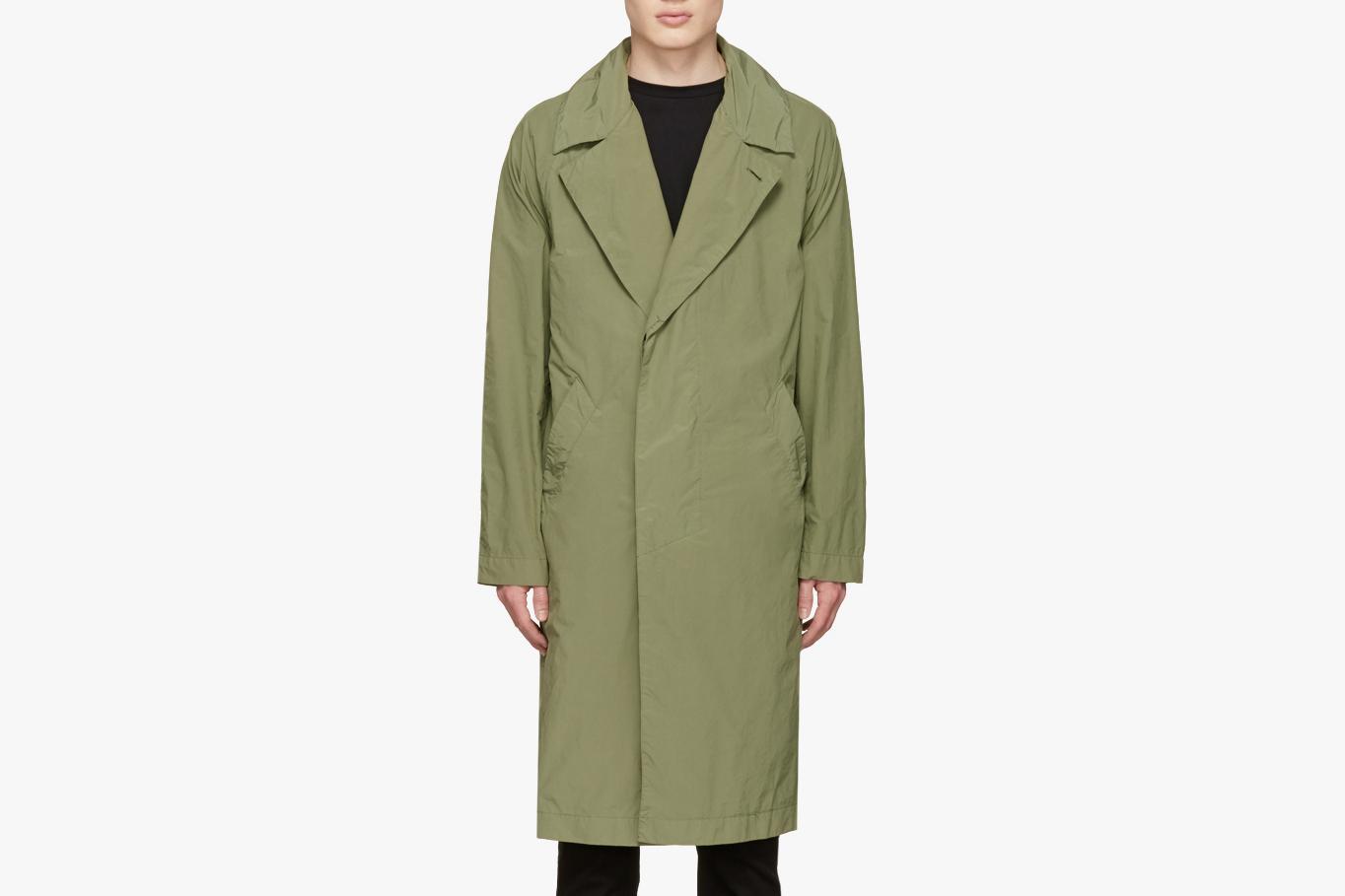 Malmo Trench Coat