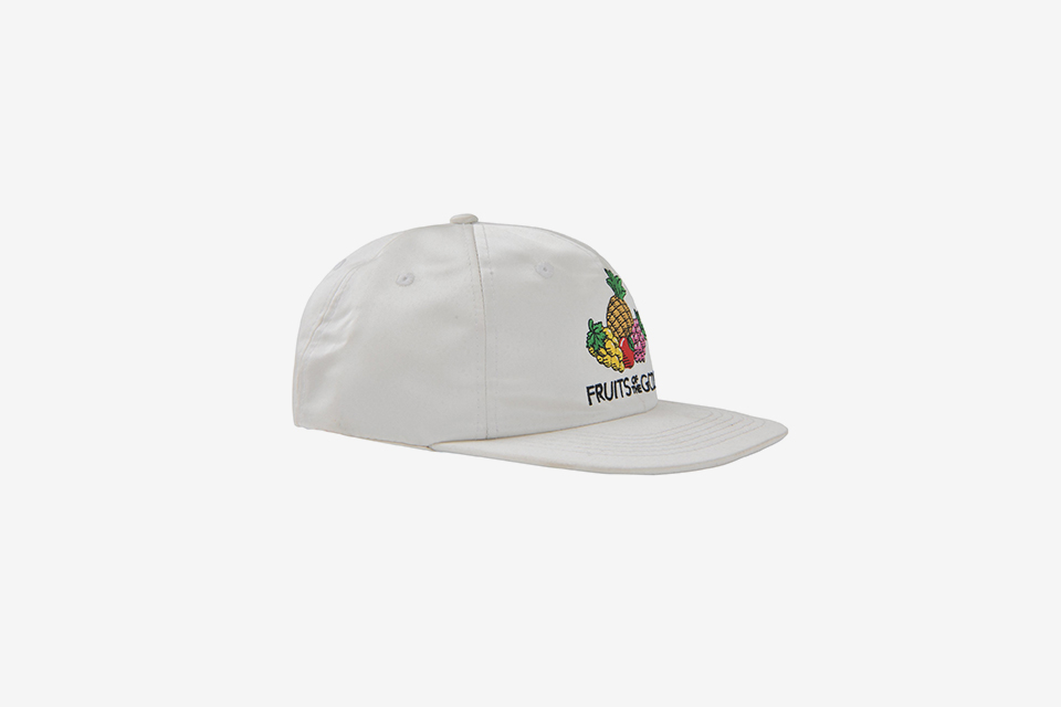 Fruits Silk Cap