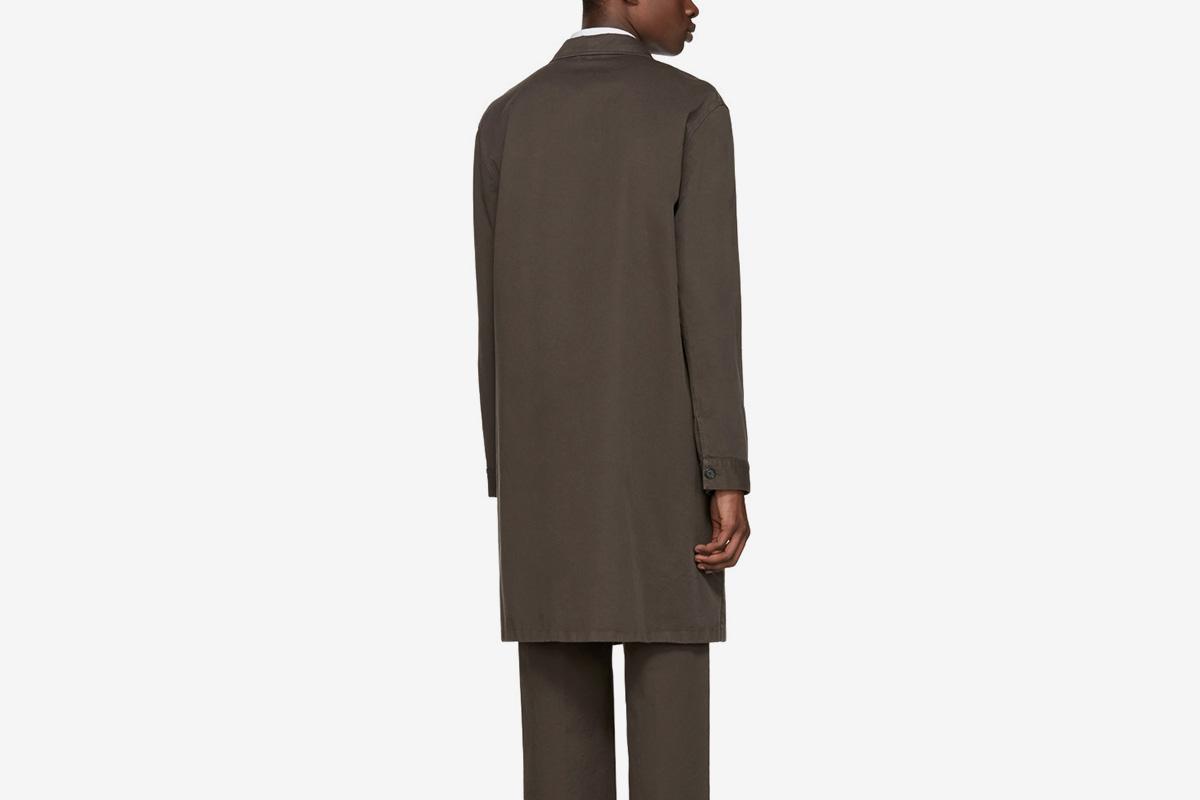 Madras Coat