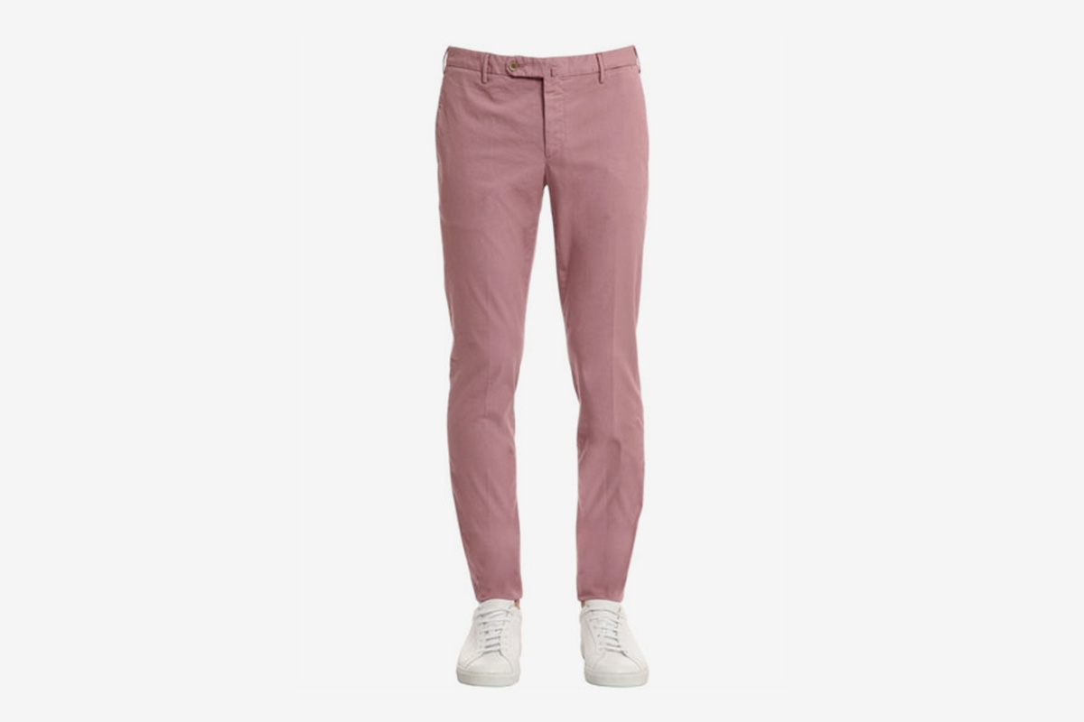 Slim Light Pants