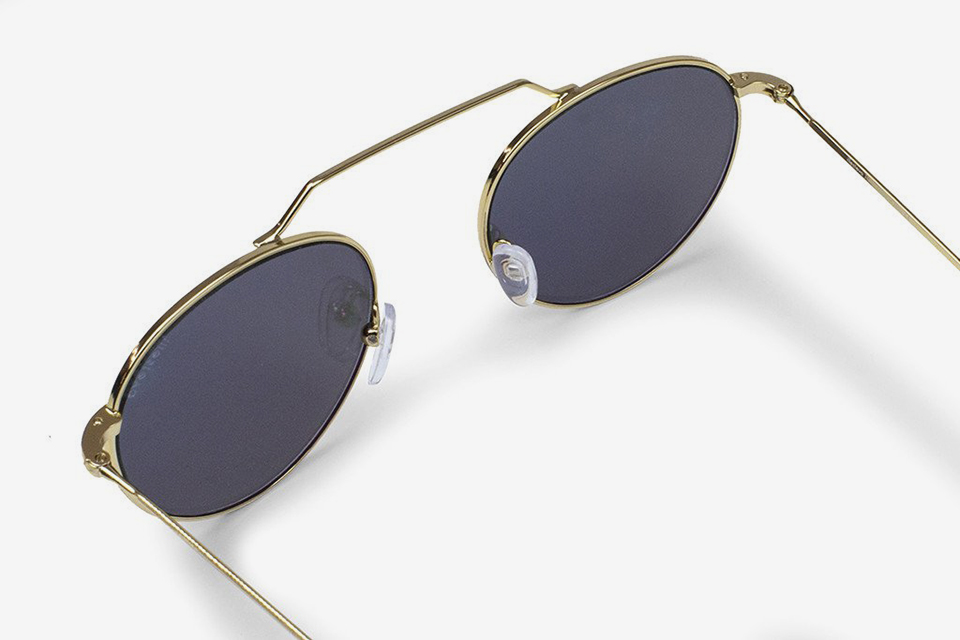 Wynwood II Mirrored Sunglasses