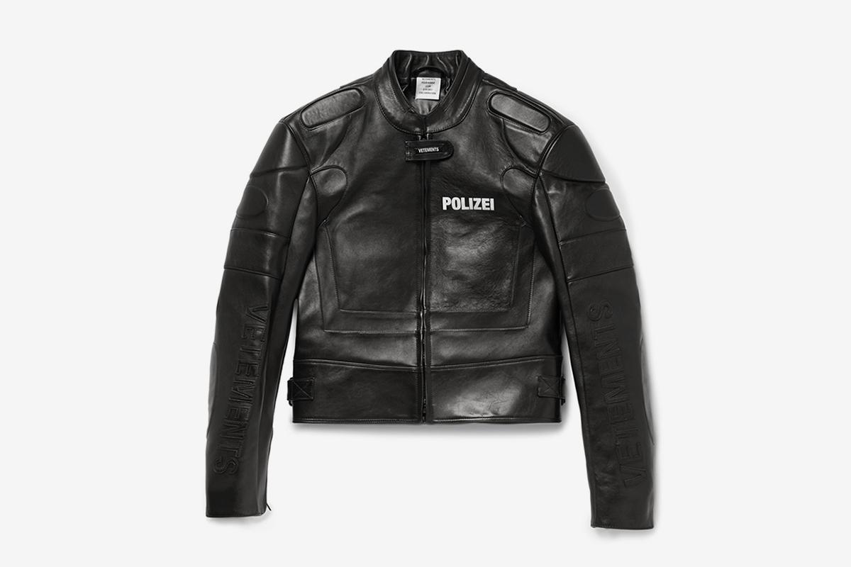 Polizei Racing Jacket