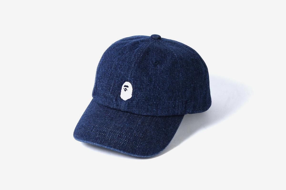 Ape Head Denim Cap