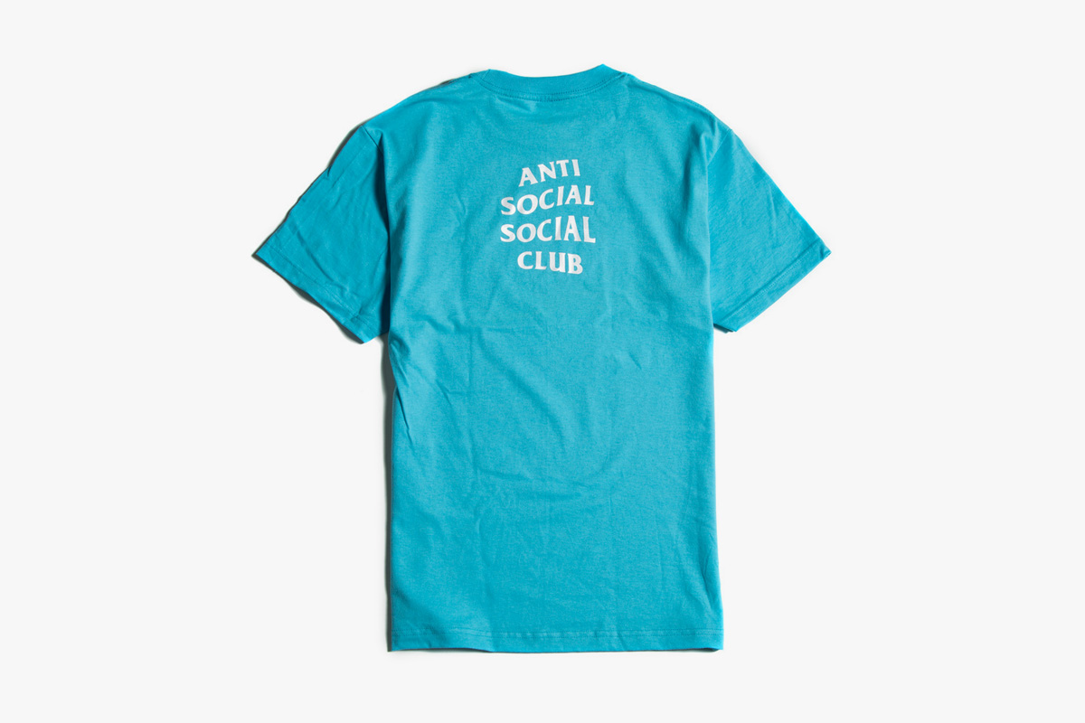 Anti social social club 1988 t shirt what drops now for T shirts for clubs