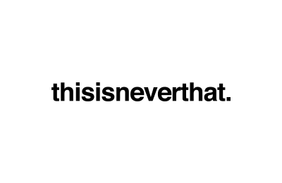 Thisisneverthat What Drops Now