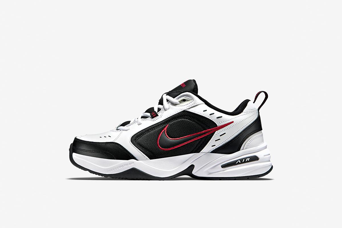 705bceba26c2a9 ... Red Nike Air Max Plus Athletic Shoes for Men. amazon nike air monarch  iv black edition free