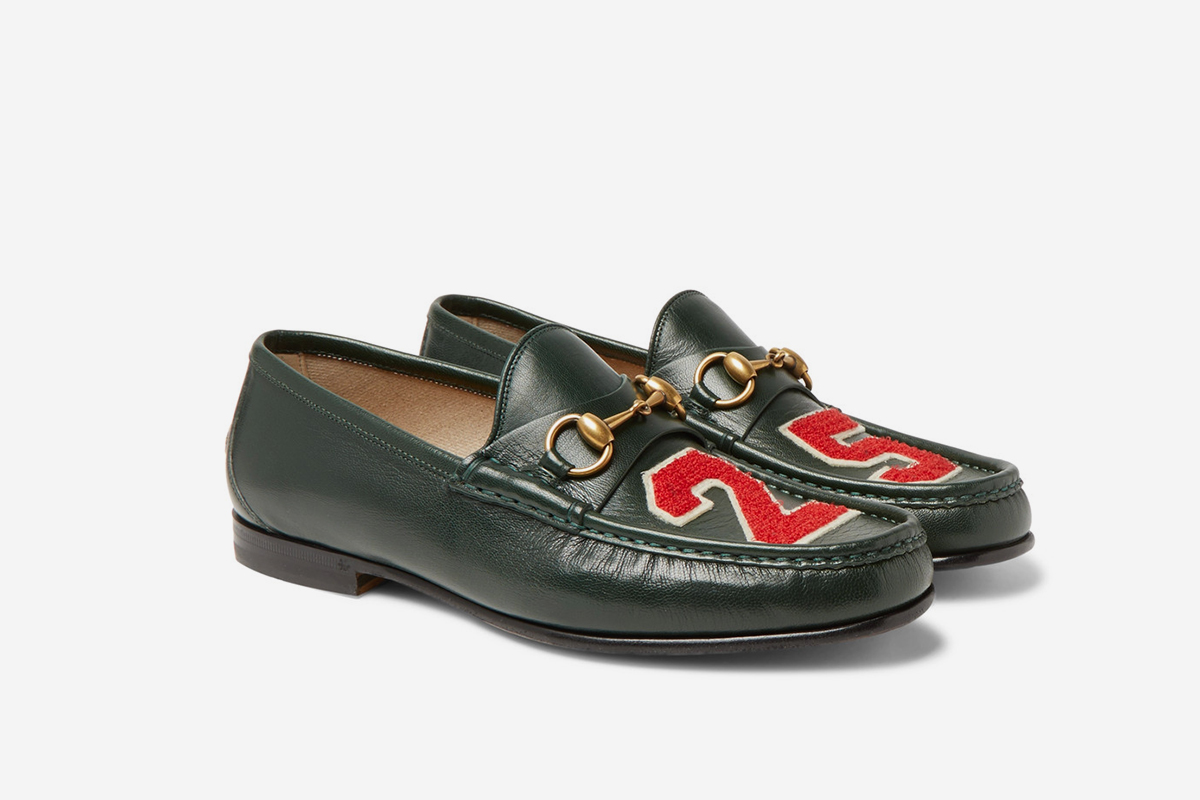 e687c400430b8 Your Best Look Yet at Gucci s Chunky New Runners