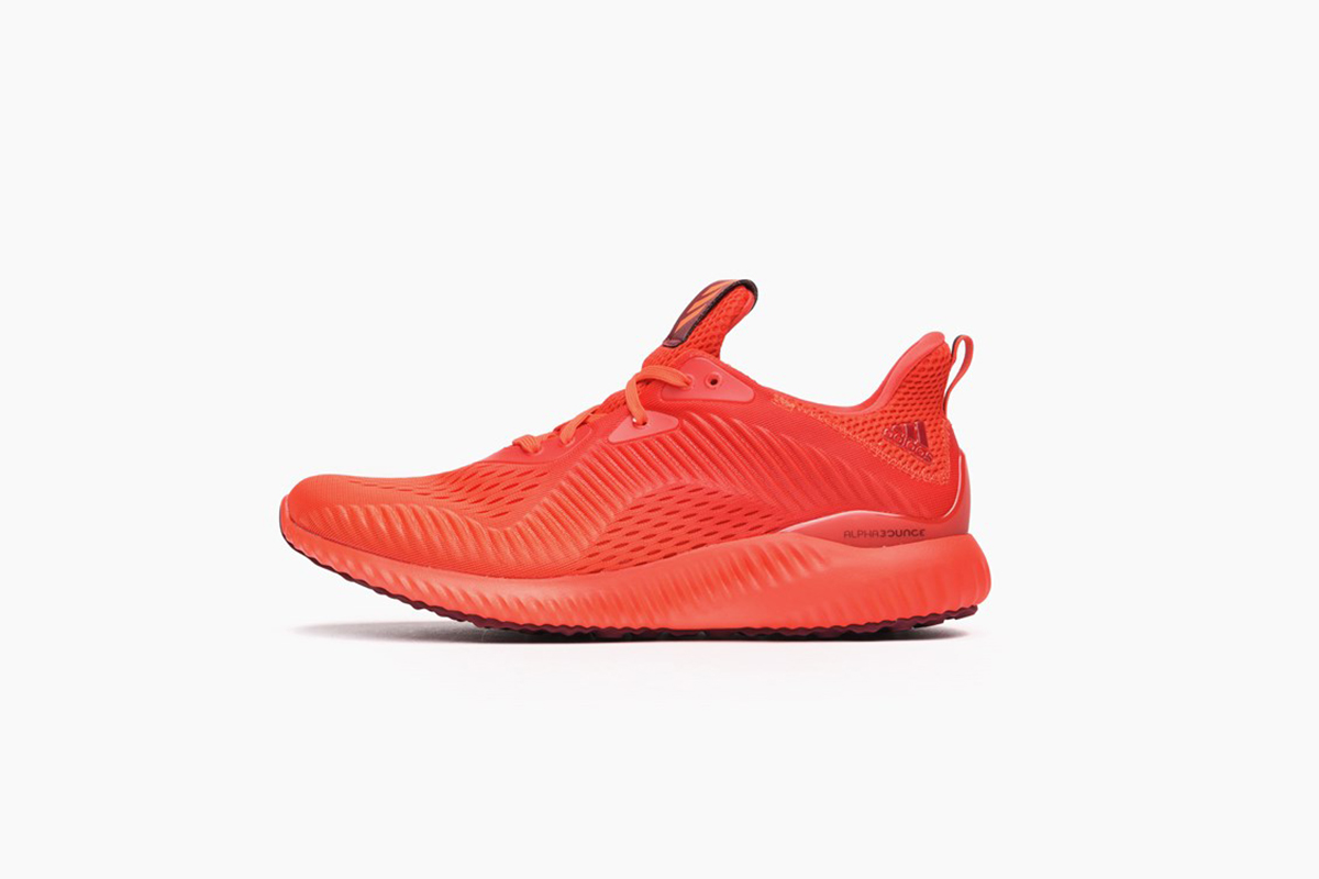 new product 315ca 16455 adidas Unveils All-New alphabounce Reflective Dropping This