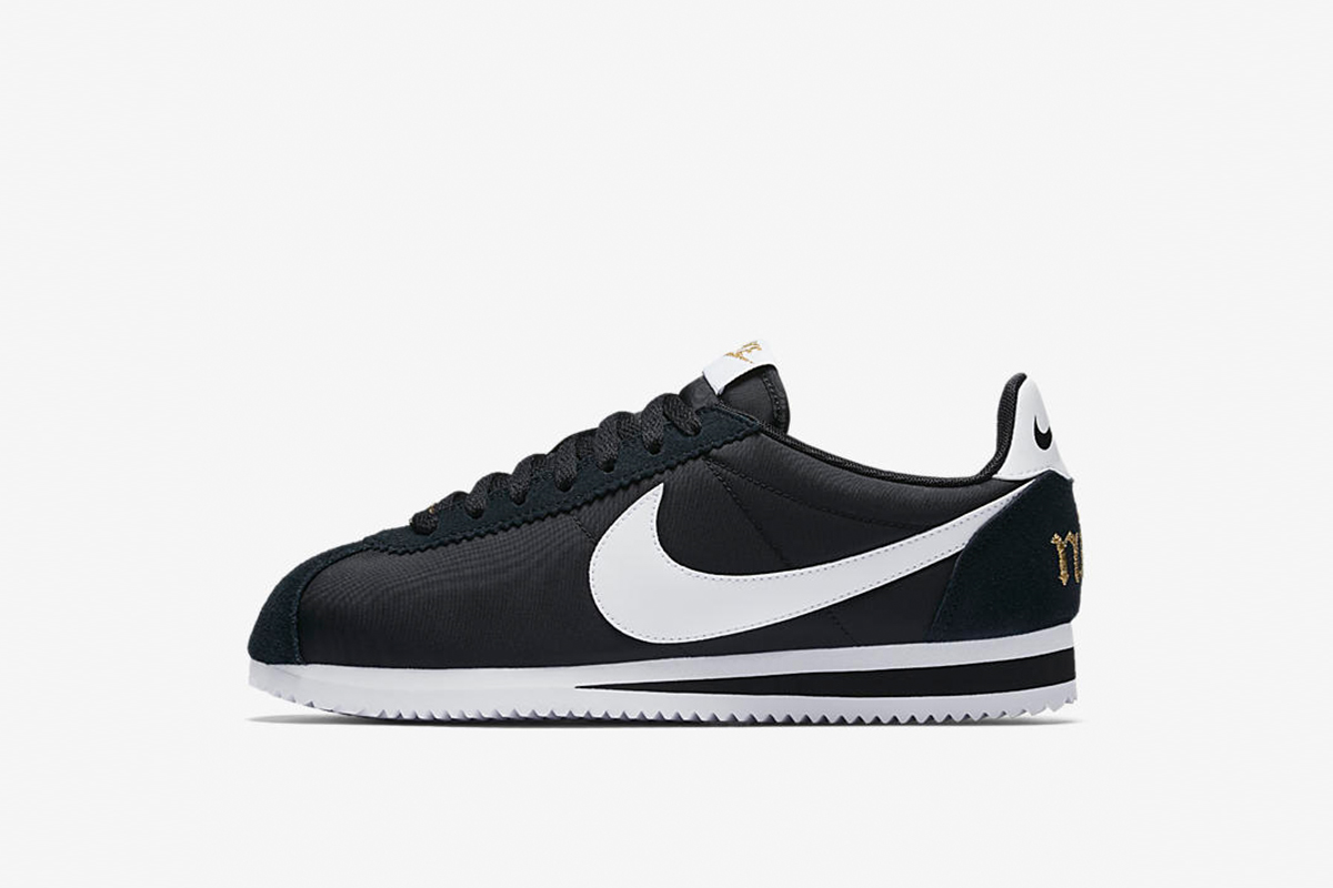 8500aab282f4 Nike Taps Olivia Kim for Throwback Cortez Premium iD Release