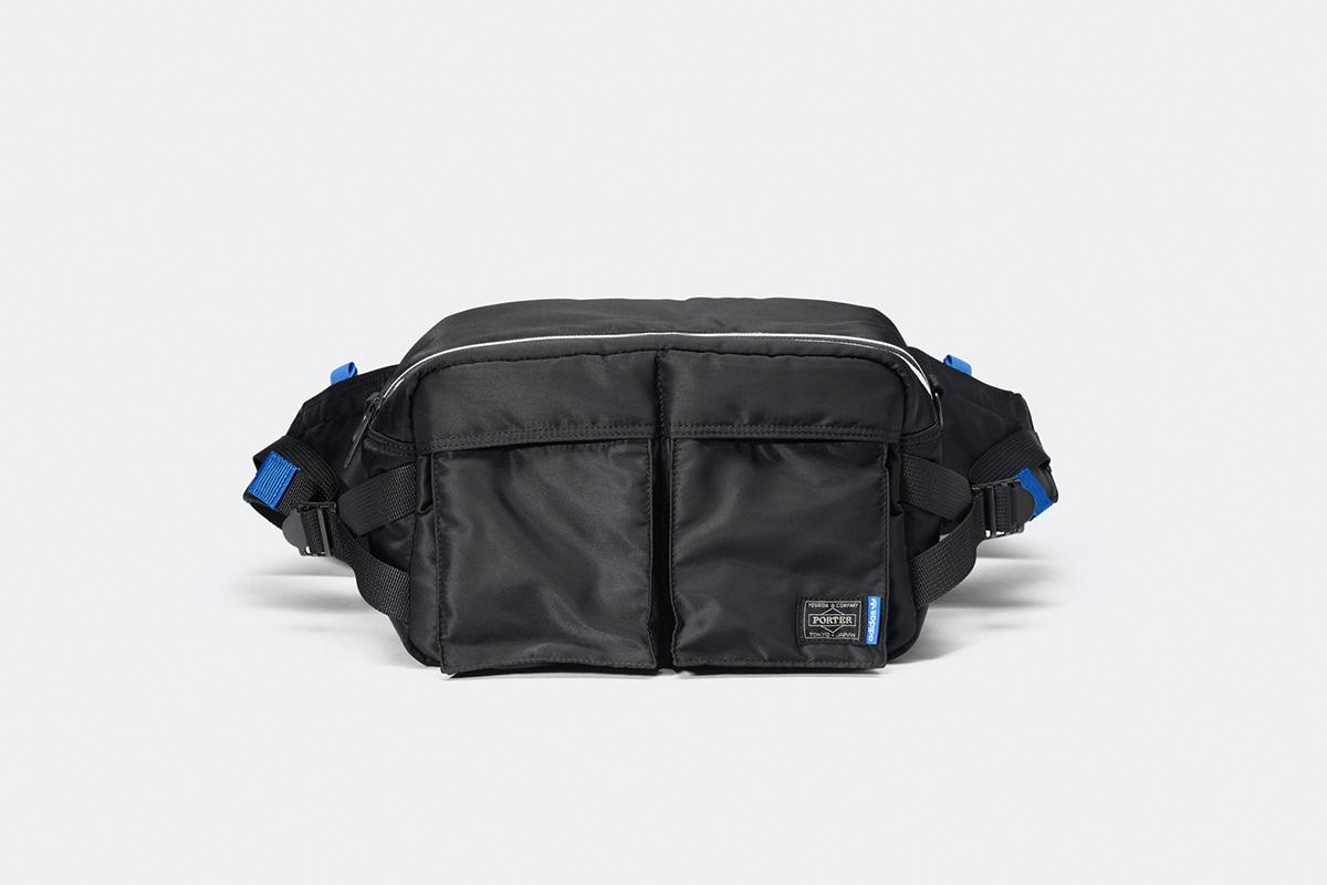2ce42d9565 2Way Waist Bag. adidas Originals x Porter-Yoshida ...