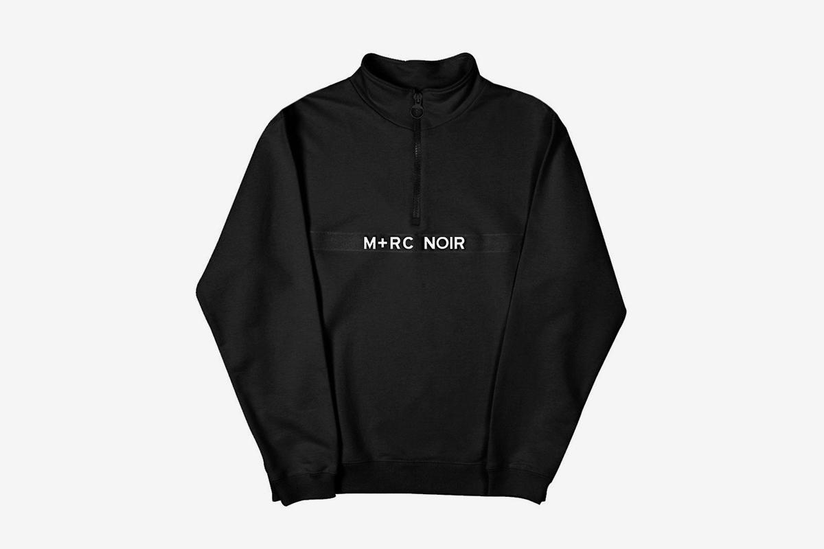 97ad5390eaad Rival Half-Zip Sweater