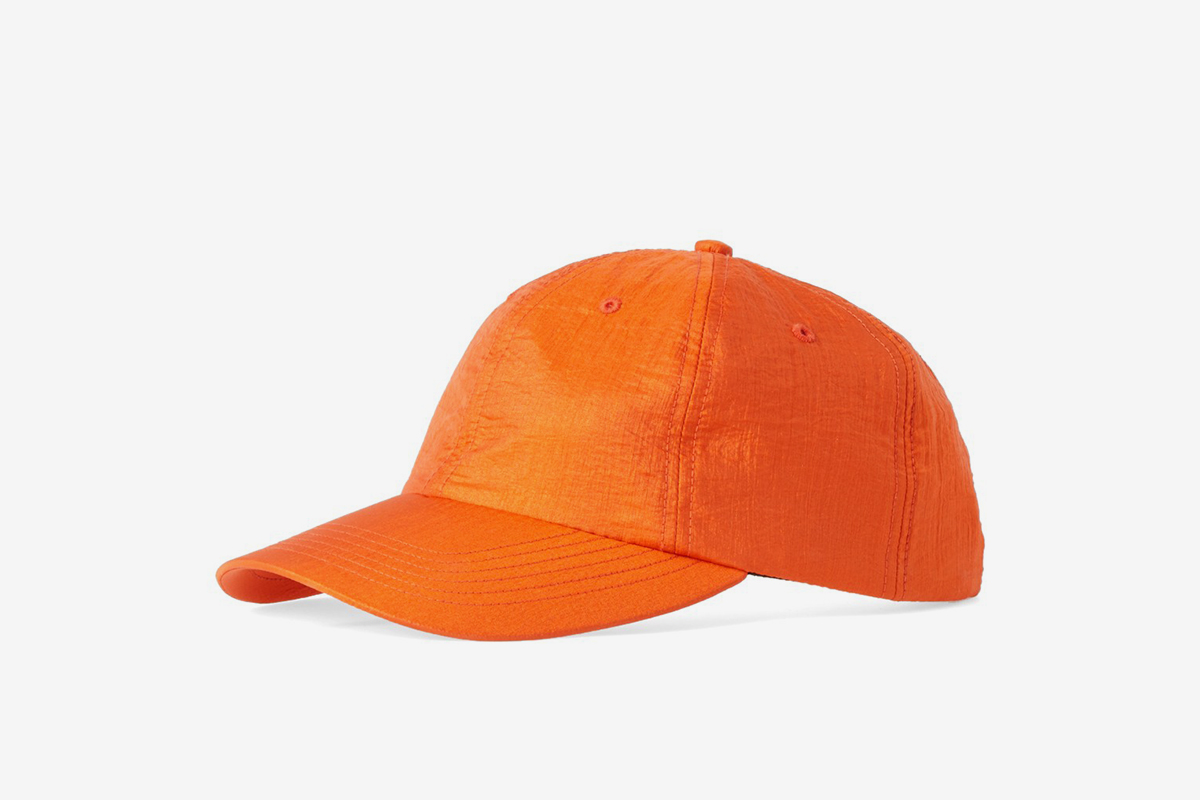 Norse Projects Nylon Sports Cap What Drops Now