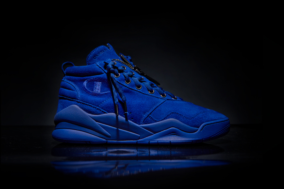 ebec87ec49b This Casbia x Champion Basketball Sneaker Is Next-Level Luxury ...