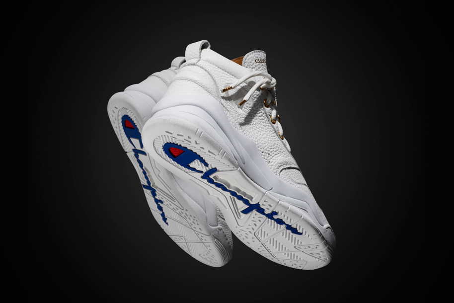 c45aca9d74e This Casbia x Champion Basketball Sneaker Is Next-Level Luxury ...