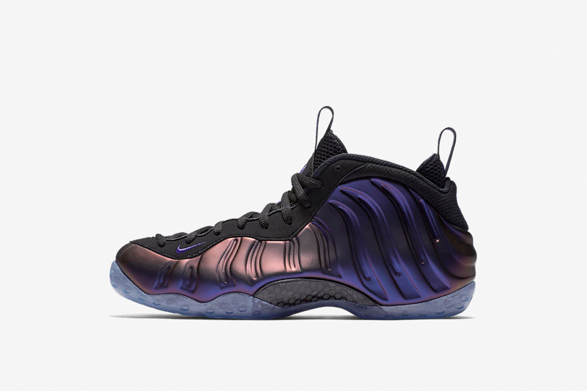 uk availability 285d8 d8ac5 Here Are the 10 Most Iconic Nike Foamposite Colorways Ever ...