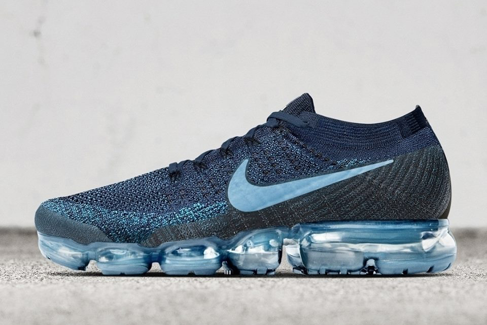 f8d85e9345f Nike s Air VaporMax Flyknit Gets Exclusive Customization Options