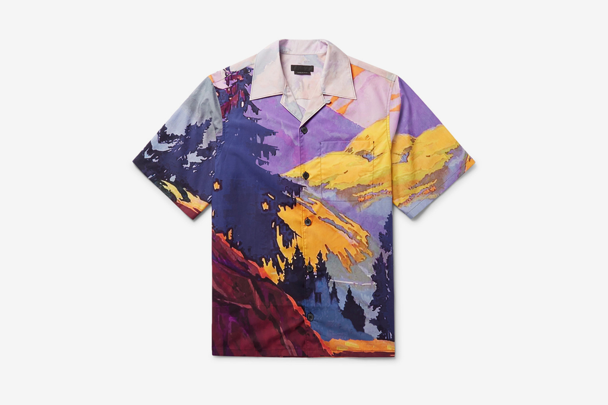 945fb2f2 Prada Just Released the Ultimate Luxury Bowling Shirt