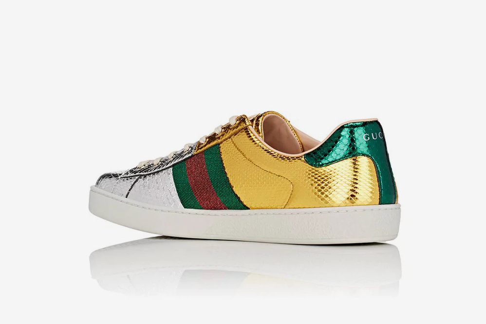 95f70856116 Here Are 8 Gucci Ace Sneakers to Shop for the Flex