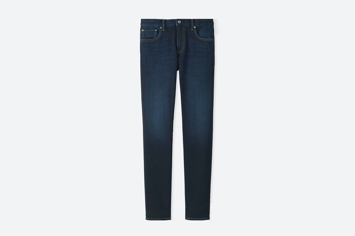 e7bd3731 Uniqlo Fleece-Lined Jeans: Buy Now & Get Ready For Winter