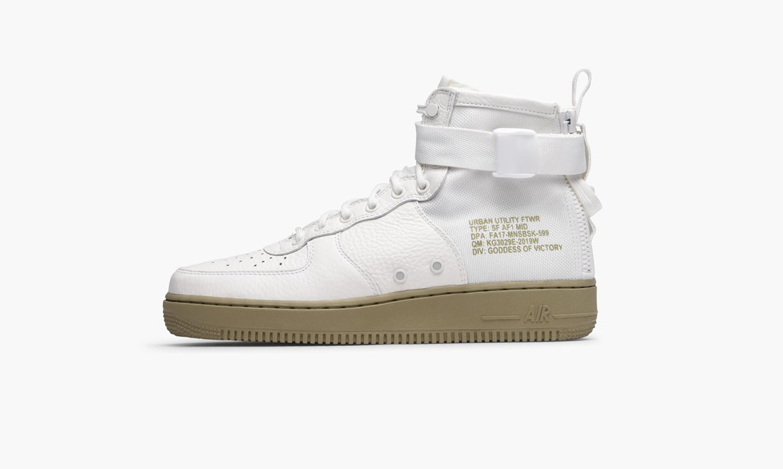 half off 06d2a eefba Air Force 1 Utility Mid